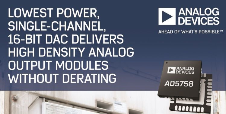 Analog Devices introduces a new DAC-SemiMedia
